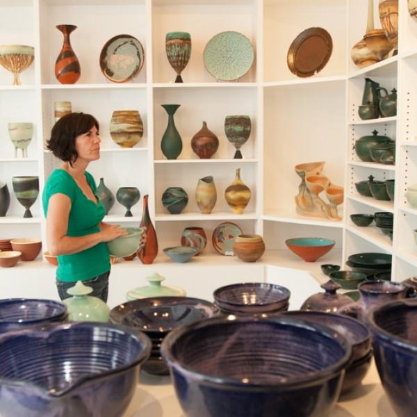 Mary Fox Pottery, Gallery