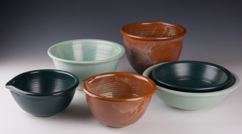 Assorted Bowls