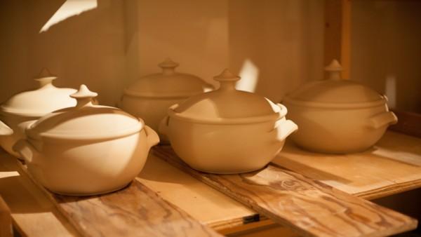 Drying casseroles